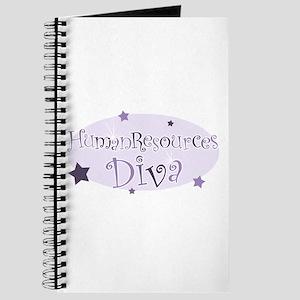 """Human Resources Diva"" [purpl Journal"